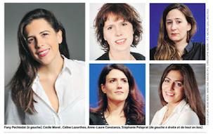 Belles, intelligentes et entrepreneurs. Magie? | IOT Valley | Scoop.it