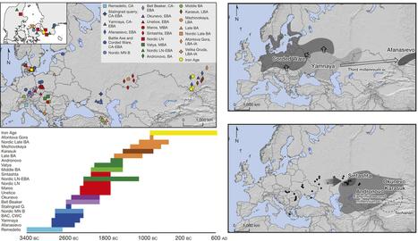 Los orígenes del actual mapa demográfico de Eurasia | Enseñar Geografía e Historia en Secundaria | Scoop.it
