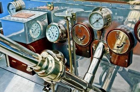 Rolls-Royce Silver Ghost cea mai buna masina clasica din lume | Auto fans | Scoop.it