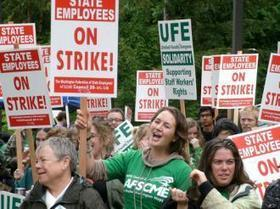 Victory for Evergreen strikers | Trade unions and social activism | Scoop.it