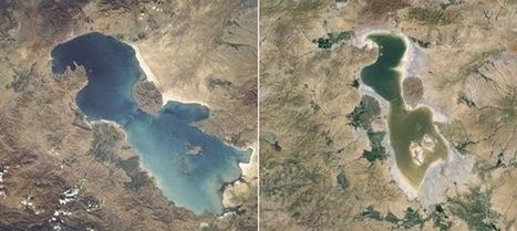 Dünyadan kuraklık manzaraları... Sol ... - | Free BBS | Scoop.it