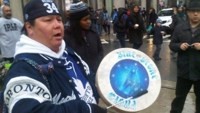 Idle No More flash mobs in 9 cities this weekend - CBC.ca | OCCUPY → INDIGENOUS NATIONHOOD MOVEMENT ← (INM) | Scoop.it