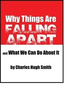 Charles Hugh Smith: Is the Central State Too Big to Fail or Too Big to Survive? | Gold and What Moves it. | Scoop.it