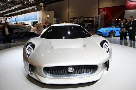 Jaguar C-X75   Supercars   Scoop.it