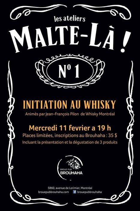 Malte-là! #1 • Présentations • Whisky Montréal   WhiskyPlus   Scoop.it
