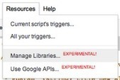 Google Apps Script BetterLog Library - extend the native Logger with one line of code - Google Apps Script Examples | Google Apps Script | Scoop.it