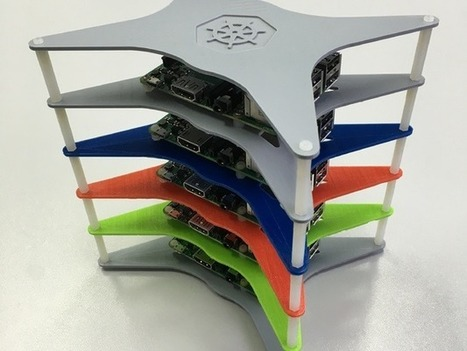Cool Raspberry Pi Kubernetes Stack #piday #raspberrypi @Raspberry_Pi | Raspberry Pi | Scoop.it