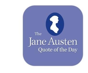 Appli – Une citation de Jane Austen par jour | Trucs de bibliothécaires | Scoop.it