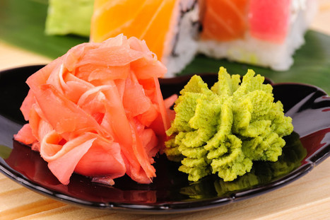 Wasabi: More Than Just a Hot Sushi Condiment | The Plate | On the Plate | Scoop.it