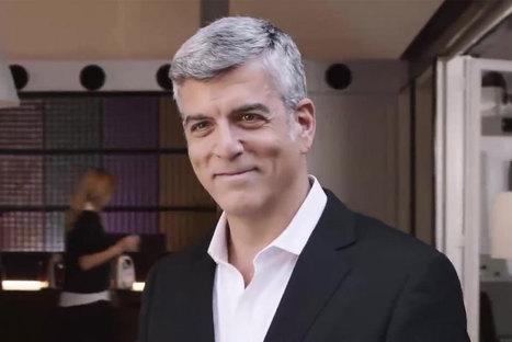 Le clone de Clooney fait plier Nespresso... | Histoires de capsules café | Scoop.it