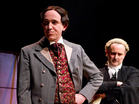 New play by Oscar Wilde's grandson reveals what the Irish wit said at his trials | The Irish Literary Times | Scoop.it