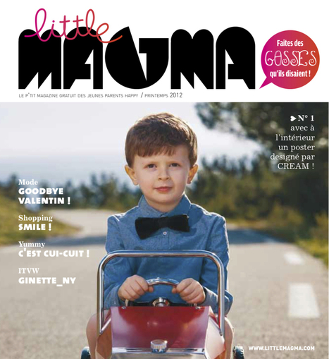 Little magma deviendra grand. | LITTLE revue de presse | Scoop.it