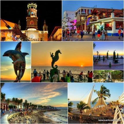 Mexico Tour & Travels – Google+ - Centro de Puerto Vallarta: http://www.nasttransfers.com/   North America Shuttle Transfer   Scoop.it