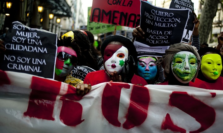 Spanish 'prostitution for beginners' workshop angers prominent feminists | Sex Work | Scoop.it