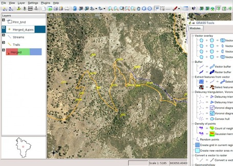QGIS | Developing Spatial Literacy | Scoop.it