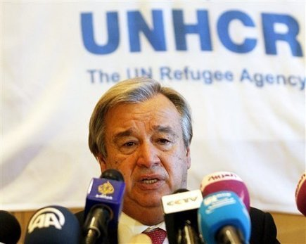 UN: Syria refugee children working, missing school - MiamiHerald.com | Lebanon | Scoop.it