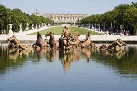 Le château de Versailles choisit le duo Courbit-Ducasse pour son hôtel de luxe | Gastronomie Française 2.0 | Scoop.it