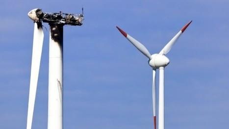 Pricey wind turbine only powered eight homes | EconomicFactors | Scoop.it