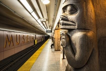 Design in the Toronto Subway System: 10 Unique and Artistic Stations   Untapped Cities   Kiosque du monde : Amériques   Scoop.it