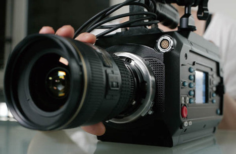Kineraw S35 – The Chinese digital cinema camera | Gear in Motion | Scoop.it