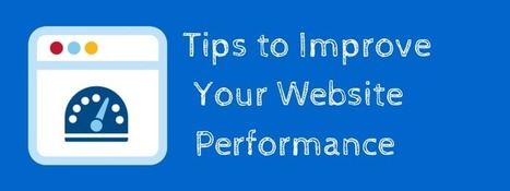 Optimizing Performance of a Web Application: Tips & Best Practices - The Official 360logica Blog | Software Testing | Scoop.it
