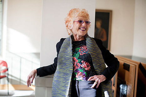 Artist Judy Chicago on feminism and art education | Art education | Scoop.it