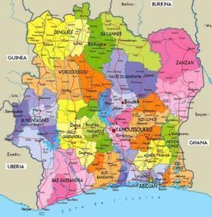 Une bonne moisson lors des Journées de l'administration agricole décentralisée en Côte d'Ivoire | Agroalimentaire des Pays du Sud | Scoop.it