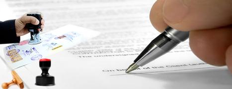 Certificate Attestation - INDIA, UAE, QATAR, DUBAI, KUWAIT, SAUDI, OMAN   Certificate Attestation   Scoop.it