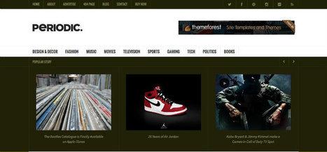 Fantastici Temi Wordpress Stile Magazine Per il Tuo Blog | wordpressmania | Scoop.it