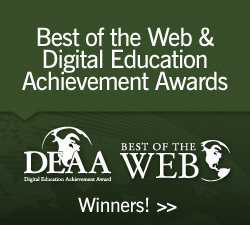 K-12 and Higher Education Online Stand Outs Honored by the Center for Digital Education | HASTAC | Scoop.it