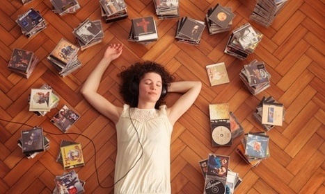 Playlist for teachers: 10 great songs to help you de-stress | Beyond the Stacks | Scoop.it