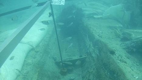 Restaurado el «Titanic» de la antigüedad, la nave construida como narraba Homero | Arqueología submarina y subacuática, Navegación histórica,  Ciencias y Técnicas Auxiliares y afines. Investigando en Arqueología  Submarina. | Scoop.it