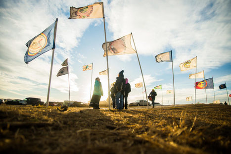 Amid Dakota Access protests, tribes continue to pursue clean energy | IGS Energy | Scoop.it