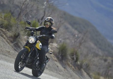 Motorcycle review: Ducati thinks simple on Scrambler | USAToday | Ductalk Ducati News | Scoop.it