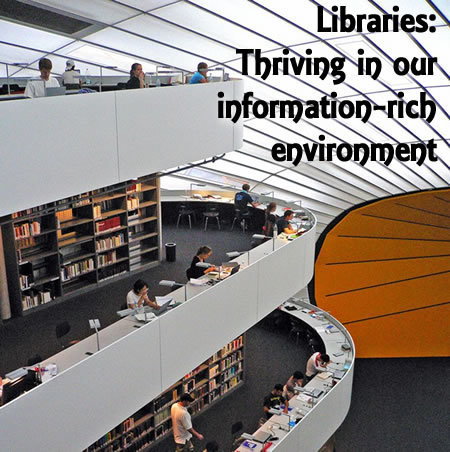 Future libraries: Nerve Center of the Community | innovative libraries | Scoop.it