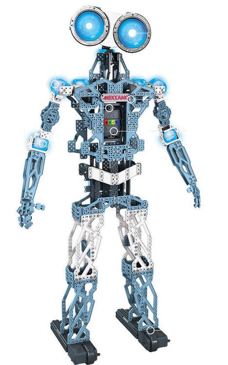 Meccano repart de plus belle avec son humanoïde Meccanoid G15 KS | Le Zinc de Co | Scoop.it
