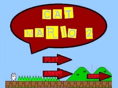 Cat Mario Hacked - Free Mario | Play Free Mario Games Online! | Mario Games | Scoop.it