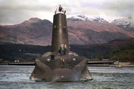 Scotland Office minister insists: No deal on Trident | Referendum 2014 | Scoop.it