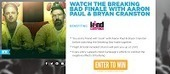 The Tatted Blogger: Breaking Bad Season Finale Screening At Holly Wood Forever Cemetery (Eneter To Win Tickets) | Watch Breaking Bad Season 5 Second Half Online Now | Scoop.it
