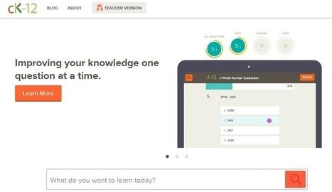 Flexbook, herramienta web para la creación de libros de texto multimedia - Nerdilandia | Educación Matemática | Scoop.it