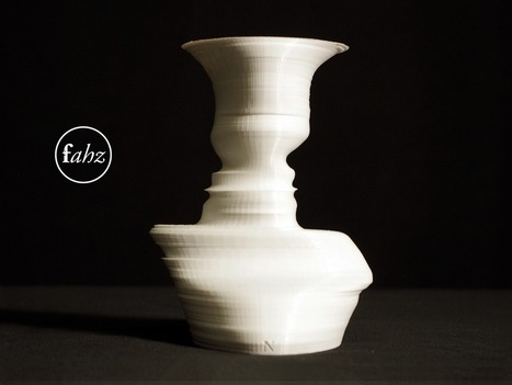 fahz • It's your face in a vase! | Innovative Products | Scoop.it