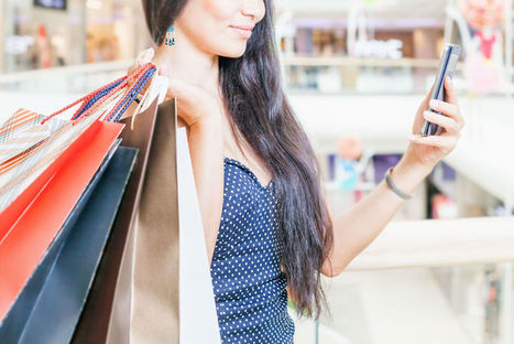 La croissance du e-commerce dopée par le mobile | Omni Channel retailing | Scoop.it