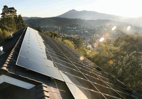 Post-IPO, SolarCity plans to ratchet up solar roofs to 250MW in 2013 | Daily Magazine | Scoop.it