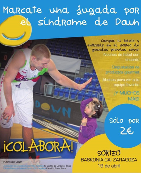Una jugada solidaria por el síndrome de Down | Sindrome de Down | Scoop.it