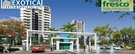 Exotica Fresco Reviews in Noida | India Property | Real Estate India | Residential Property In India | Scoop.it