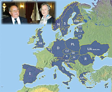 Bienvenue sur le site de l'Union Européenne des Seniors (UES) | Seniors | Scoop.it