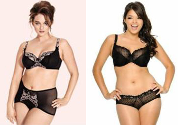 Curvy vs Full Figured: What's the difference? - Plus Size Tall | The Plus Size Lifestyle Design | Scoop.it