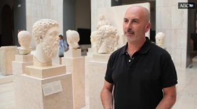 Las esculturas romanas del Museo Arqueológico vuelven a escuchar latín | LVDVS CHIRONIS 3.0 | Scoop.it