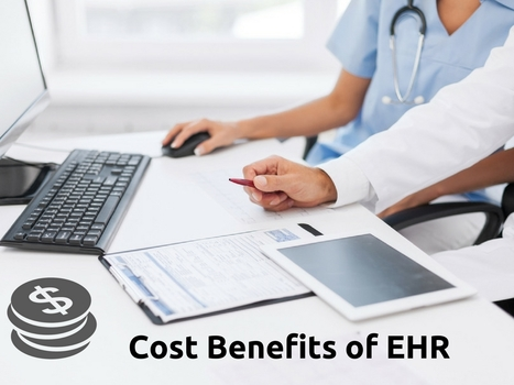 Cost Benefits of EHR | EHR and Health IT Consulting | Scoop.it