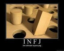 Being Happy: Why I cannot abide an INFJ | MBTI | Scoop.it